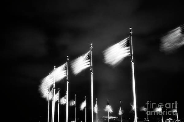 Photograph - Circle Of Flags by Scott Kemper