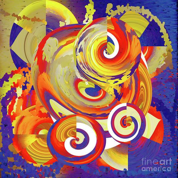 Wall Art - Photograph - Circles Within Circles by Merice Ewart