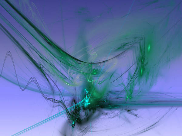 Digital Art - Circulus by Jeff Iverson