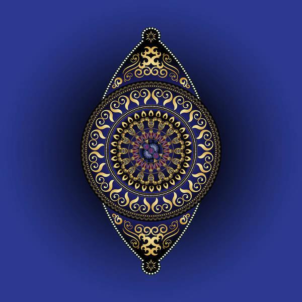Digital Art - Circumplexical No 3626 by Alan Bennington
