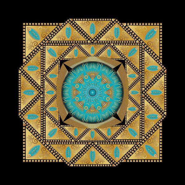 Digital Art - Circumplexical No 3638 by Alan Bennington