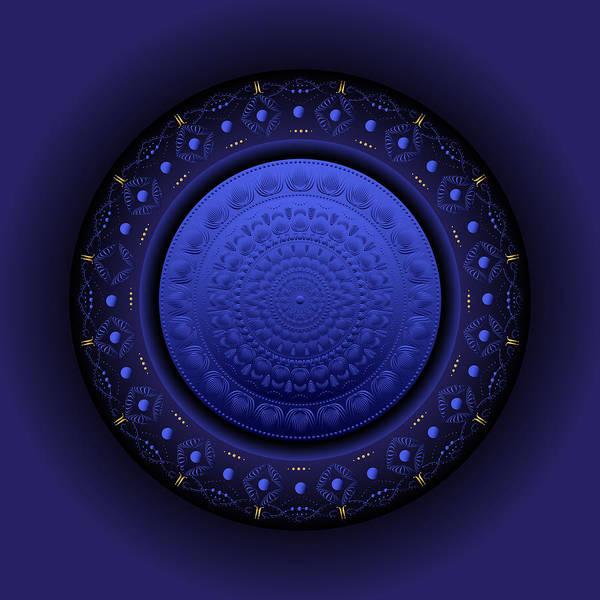 Digital Art - Circumplexical No 3766 by Alan Bennington