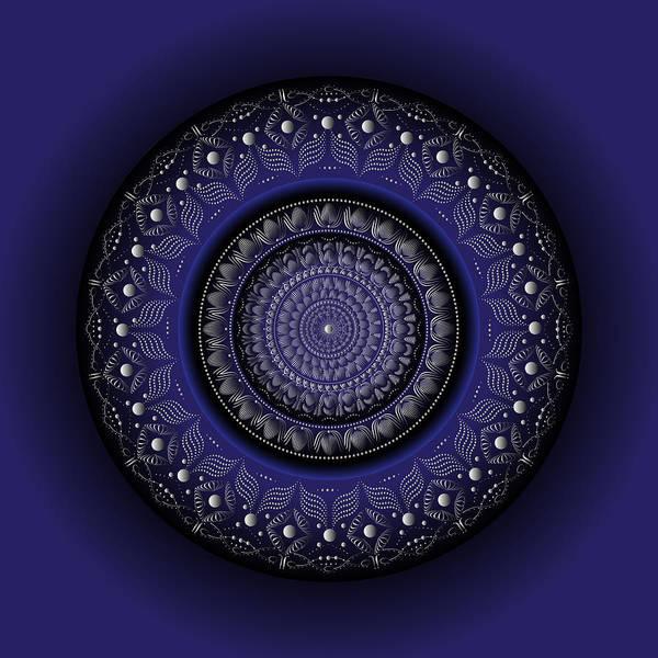 Digital Art - Circumplexical No 3772 by Alan Bennington