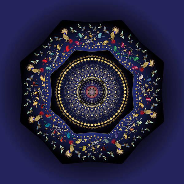Digital Art - Circumplexical No 3782 by Alan Bennington