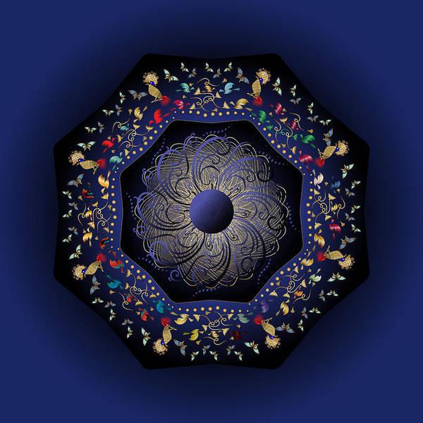 Digital Art - Circumplexical No 3785 by Alan Bennington