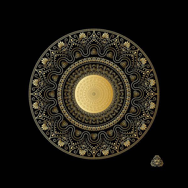 Digital Art - Circumplexical No 3910 by Alan Bennington