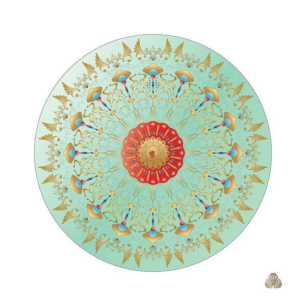 Digital Art - Circumplexical No 3920 by Alan Bennington