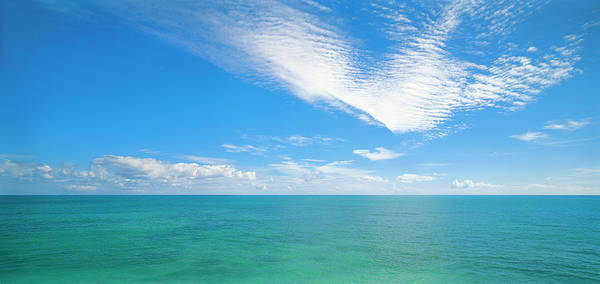 Broome Photograph - Cirrocumulus And Cumulus Clouds Over by Australian Scenics