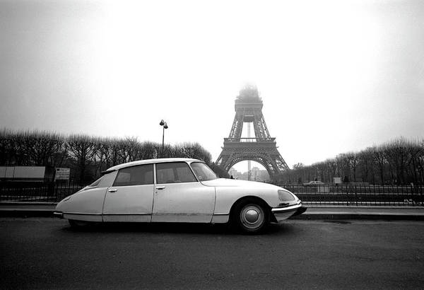 Photograph - Citroen by Jim Mathis