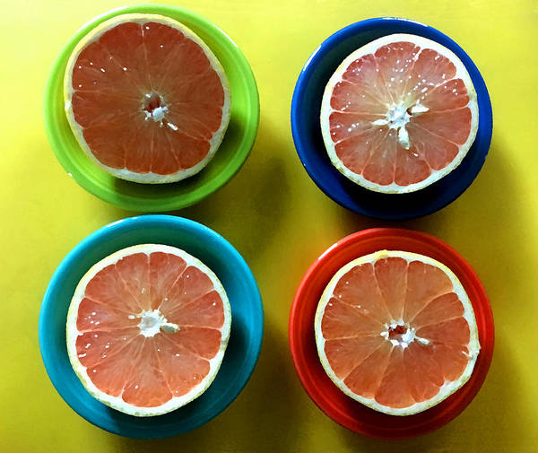 Essence Digital Art - Citrus Colors by Matt Richardson