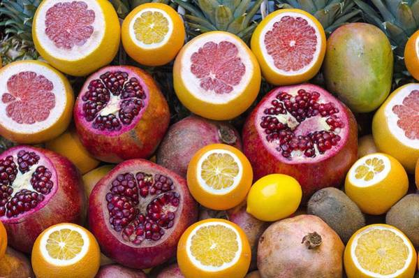 Photograph - Citrus Fruits  by Top Wallpapers