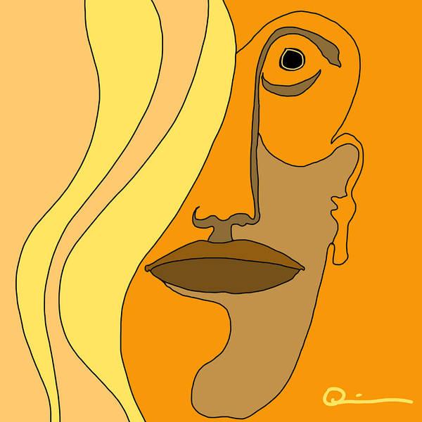 Digital Art - Citrus by Jeff Quiros
