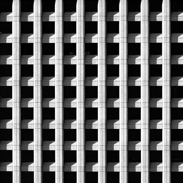 Photograph - City Grid 4 by Stuart Allen