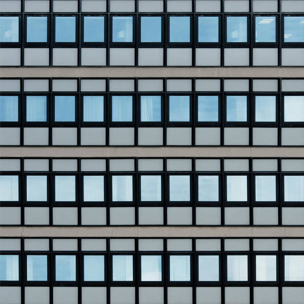 Photograph - City Grids 31 by Stuart Allen