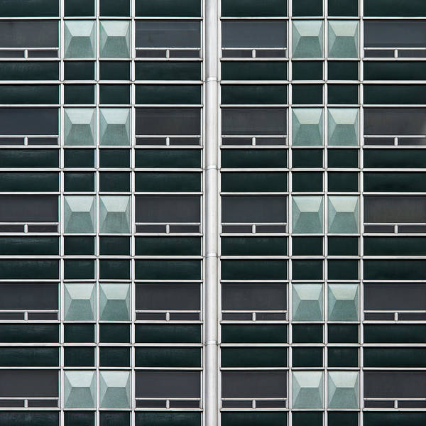 Photograph - City Grids 56 by Stuart Allen