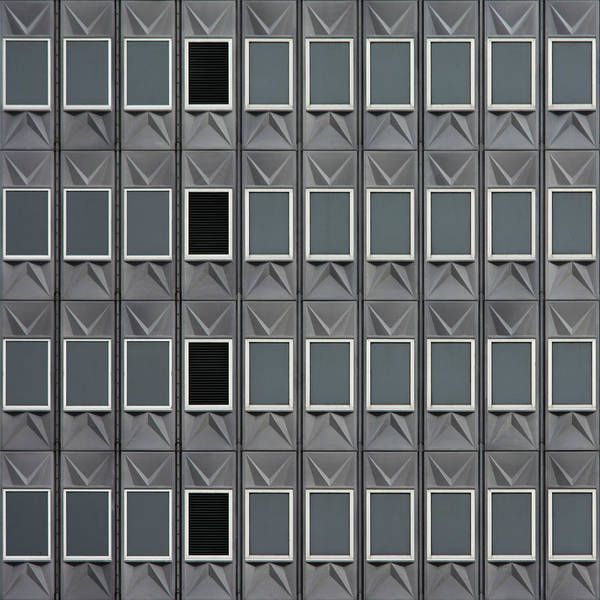 Photograph - City Grids 57 by Stuart Allen