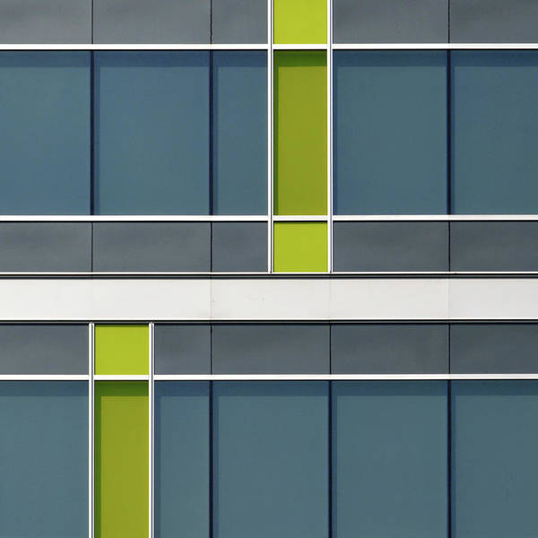Photograph - City Grids 62 by Stuart Allen