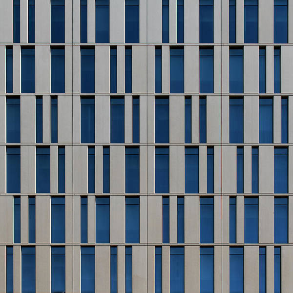 Photograph - City Grids 66 by Stuart Allen