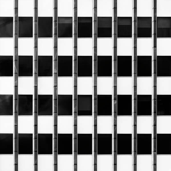 Photograph - City Grids 67 by Stuart Allen