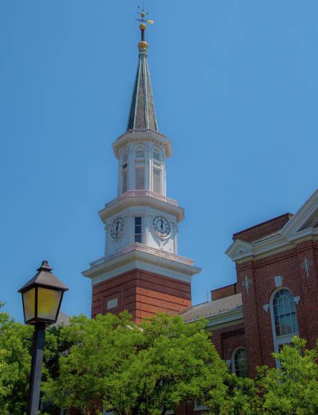 Photograph - City Hall by Lora J Wilson