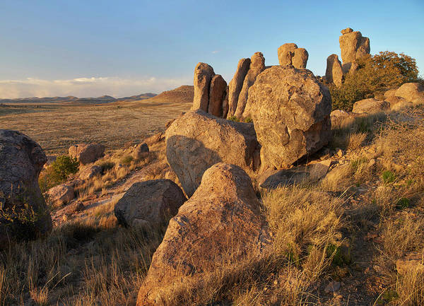 Photograph - City Of Rocks State Park, New Mexico by