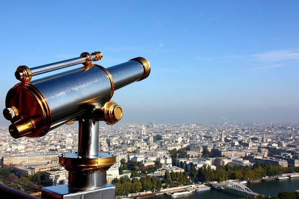 Surveillance Wall Art - Photograph - City Under High Surveillance by Landscape And Urban Landscape