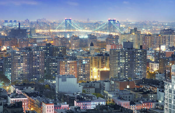 Williamsburg Photograph - Cityscape by Andrew C Mace