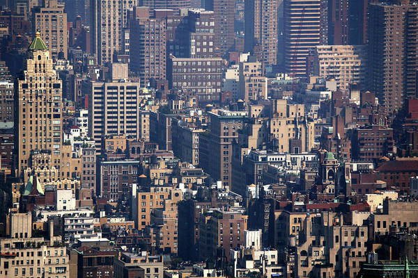 East Side Photograph - Cityscape Of Manhattans Upper East Side by Bruce Yuanyue Bi