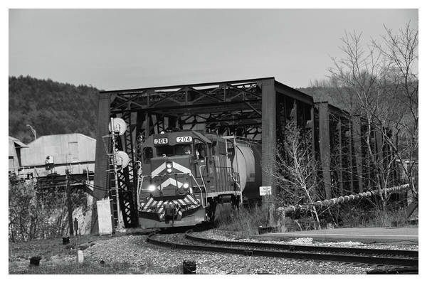 Wall Art - Photograph - Clarendon And Pittsford Crosses Connecticut River by Mike Martin