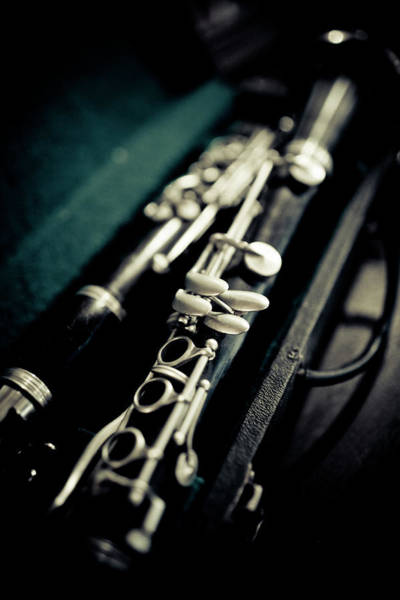 Wall Art - Photograph - Clarinet by Thepalmer