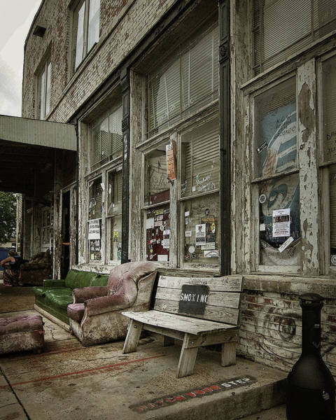 Photograph - Clarksdale by Jim Mathis