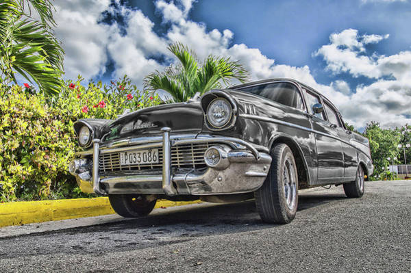Photograph - Classic Chevrolet by Doc Braham