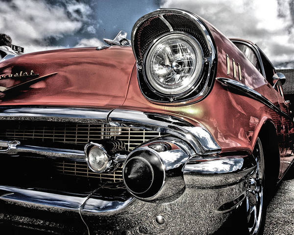 Photograph - Classic Chevy by Bruce Gannon