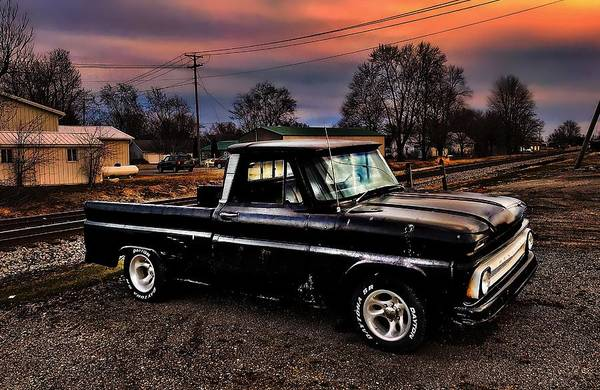 Photograph - Classic Chevy by Jack Wilson