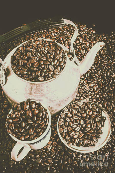 Wall Art - Photograph - Classic Coffee  by Jorgo Photography - Wall Art Gallery
