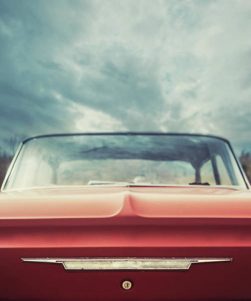 Motor Sport Photograph - Classic Coupe by Shaunl