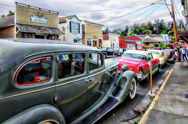 Photograph - Classic Coupeville by Rick Lawler