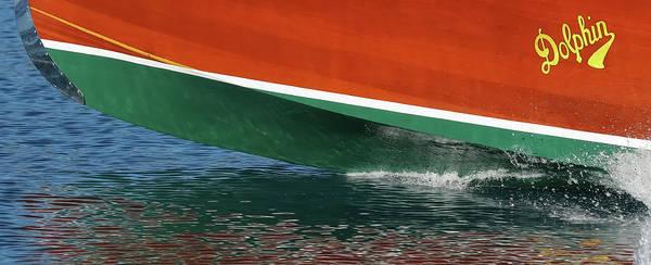 Photograph - Classic Hackercraft Dolphin by Steven Lapkin