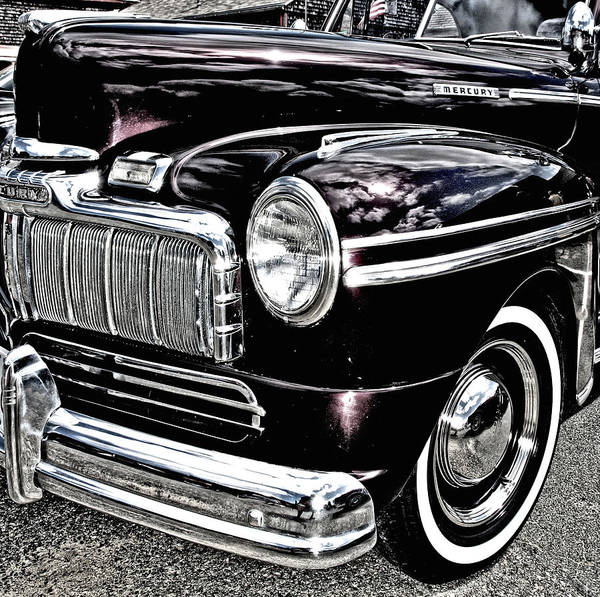 Photograph - Classic Mercury by Bruce Gannon