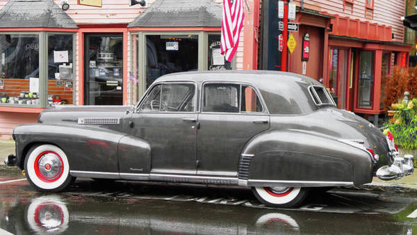 Photograph - Classic Packard by Doc Braham