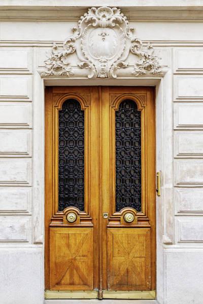 Wall Art - Photograph - Classic Paris Doors by Melanie Alexandra Price