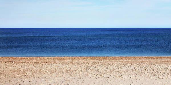 Wall Art - Photograph - Classic Sandy Beach Scene by Charles Harden