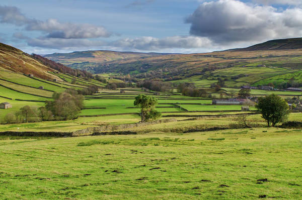 Wall Art - Photograph - Classic Swaledale by Smart Aviation