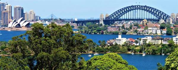 Photograph - Classic Sydney by Joan Stratton