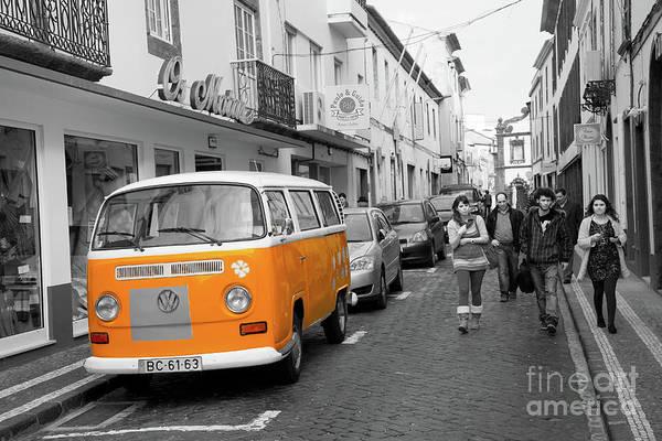 Wall Art - Photograph - Classic Van by Gaspar Avila