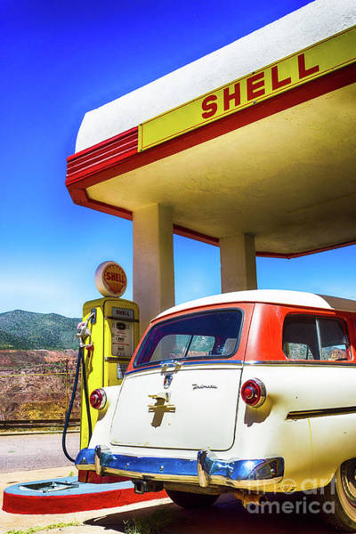 Primary Colors Photograph - Classical Gas by DiFigiano Photography