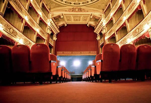 Auditorium Photograph - Classical Theatre by Nikada
