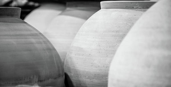 Clay Pot Photograph - Clay Pot by Hyuntae Kim