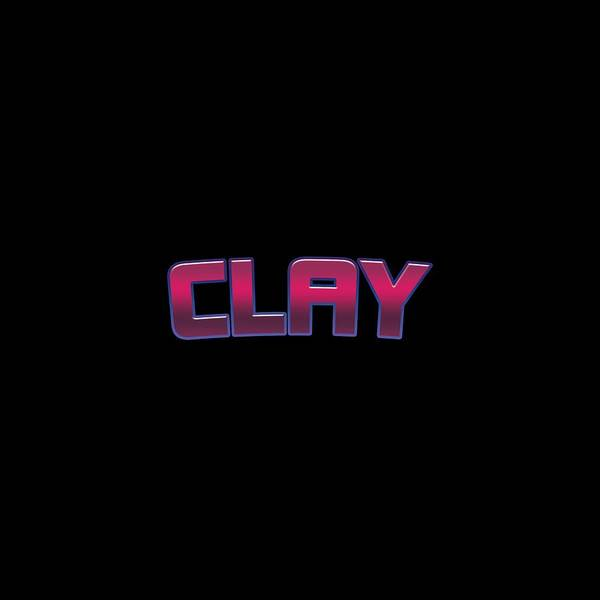 Clay Digital Art - Clay by TintoDesigns