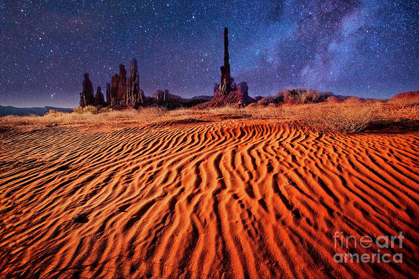 Photograph - Clear Night by Scott Kemper